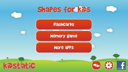 Shapes for kids - Preschool