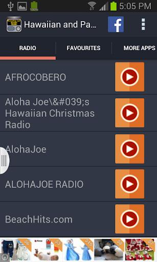 Hawaiian and Pacific Radio