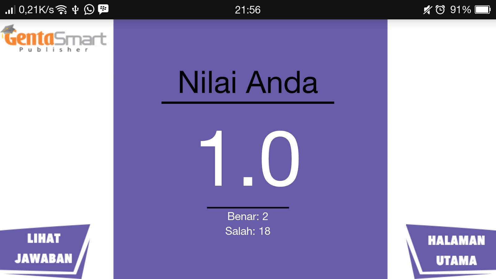 Soal Dan Kunci Jawaban Bahasa Indonesia Sma Kelas 11 Newhairstylesformen2014 Com