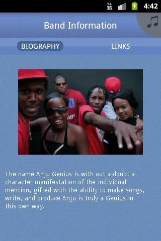 ANJU GENIUS - screenshot