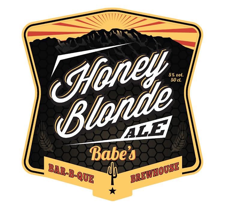 Logo of Babe's Honey Blonde Ale