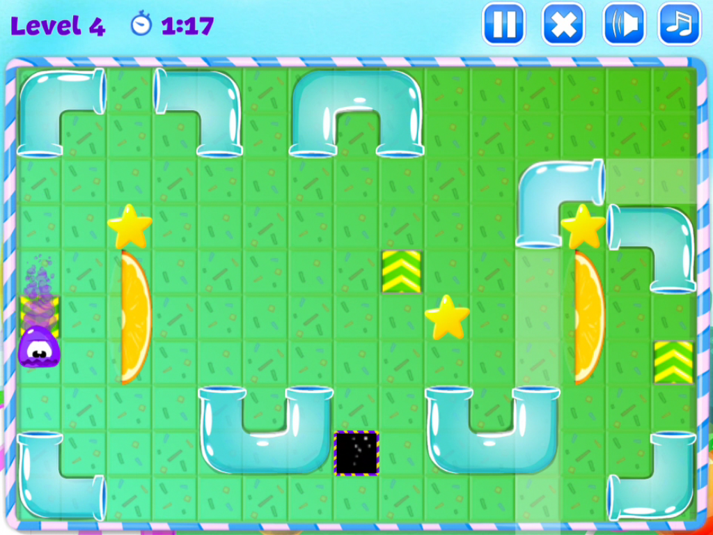 Free Jelly - Puzzle Game - screenshot
