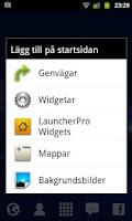Screenshot of Week Widget Free
