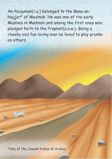Companions of Prophet story 19