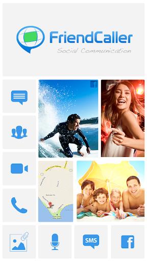 FriendCaller Video Chat 視頻群聊