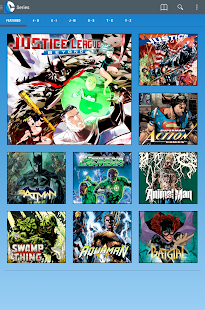 DC Comics - screenshot thumbnail