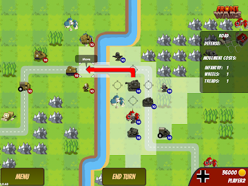 Front Wars Screenshot 8