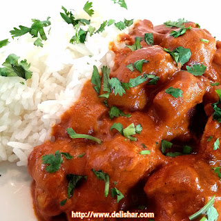 Chinese Butter Chicken Recipes.