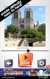 Paris & France Puzzles - screenshot thumbnail