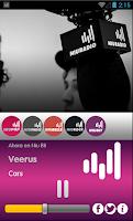 Screenshot of Niu Radio