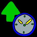 Up Time Widget