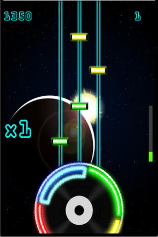 Spin It Up Demo- screenshot