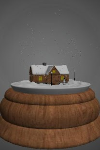 3D Snow Globe HD - screenshot thumbnail