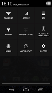 Android 4.4 KitKat Theme - screenshot thumbnail