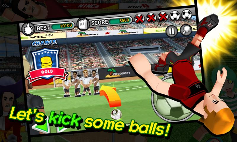 Freekick Battle - screenshot