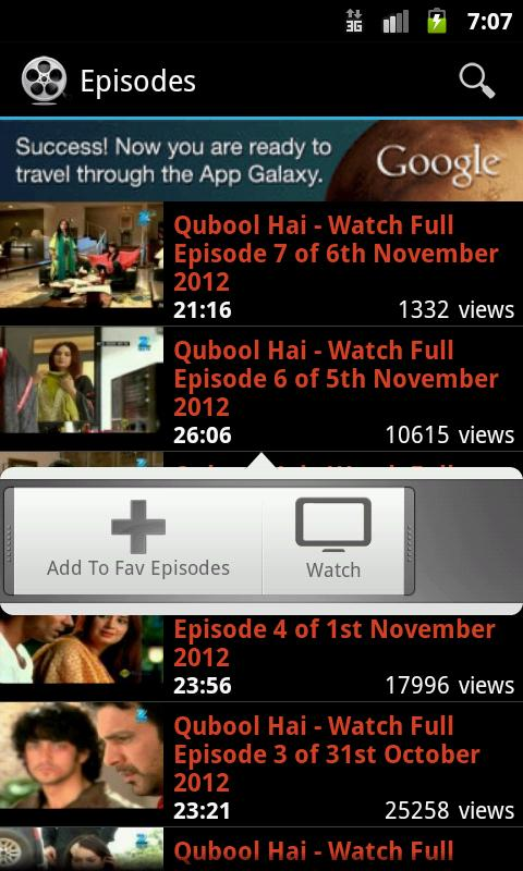 Hindi TV Shows - screenshot