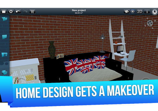 Amazoncom Home Design 3D  Free Appstore for Android