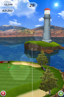 Flick Golf! Screenshot 17