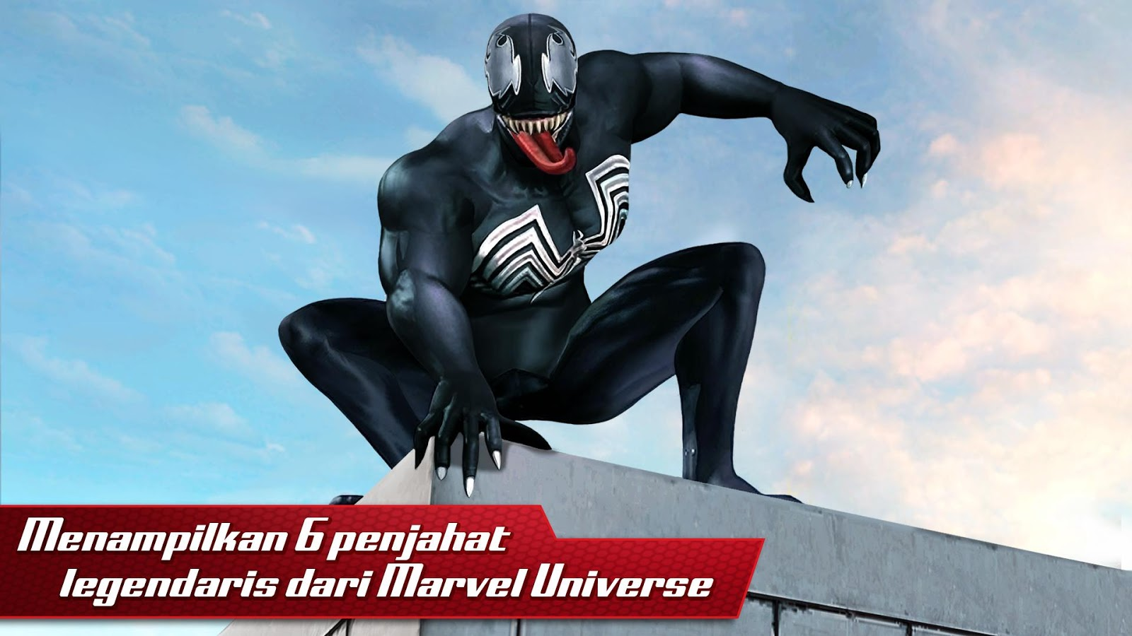 The Amazing Spider-Man 2- tangkapan layar