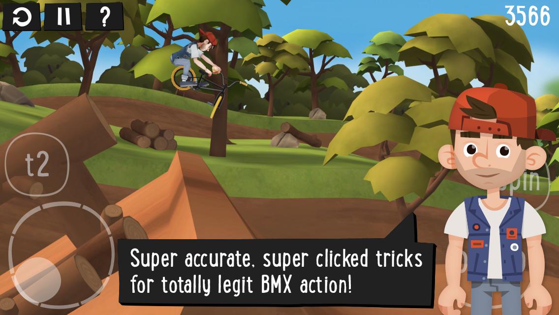 Pumped BMX 2 screenshot #2
