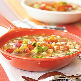 Mexican Gazpacho