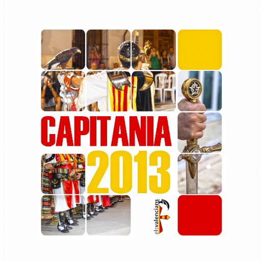 Capitania 2013 Els Valencians