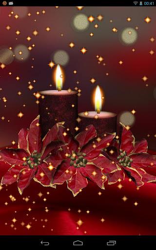 Magic Christmas Lights HD LWP