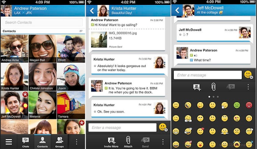 4 BBM Android