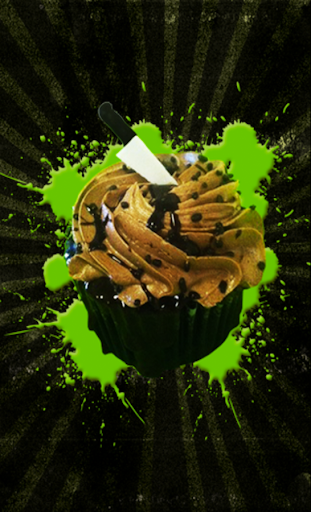 Psycho Cupcakes