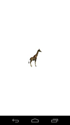 Tap The Giraffe