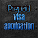 Prepaid Visa Application