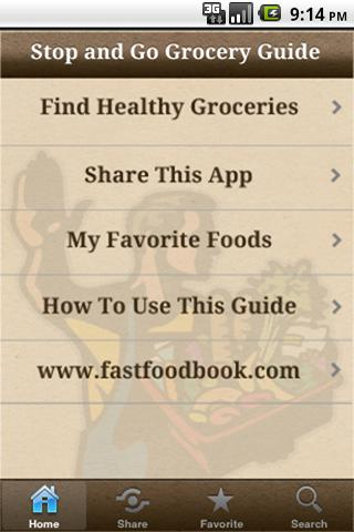 Grocery Guide by Stop & Go- screenshot