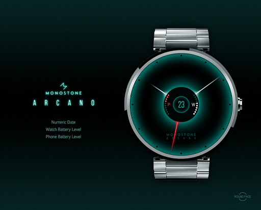 Arcano watchface by Monostone