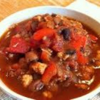 DASH Diet Chili
