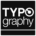 Typo Black atom theme icon