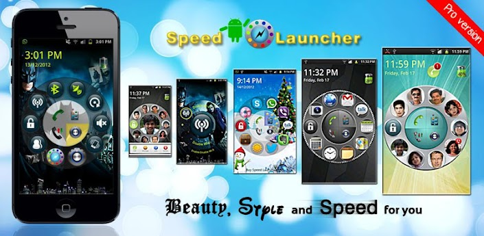 Speed Launcher Pro Special