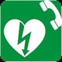 AED Hulp App logo