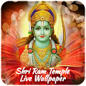 Shri Ram Temple Live Wallpaper icon