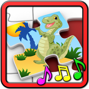 Kids Dinosaur Puzzles for PC and MAC
