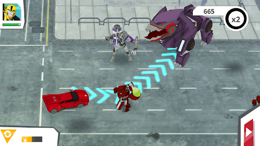 Transformers: RobotsInDisguise v1.3.0