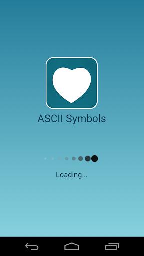 ASCII Symbols PRO