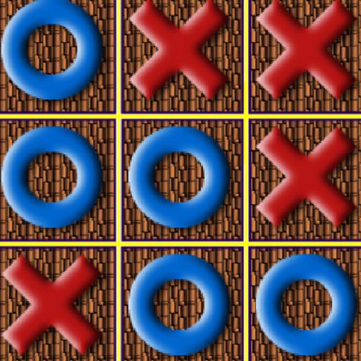 Tic Tac Toe Tris Game LOGO-APP點子