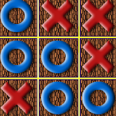 Tic Tac Toe Tris Game
