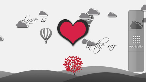 Love is in the air LWP Free