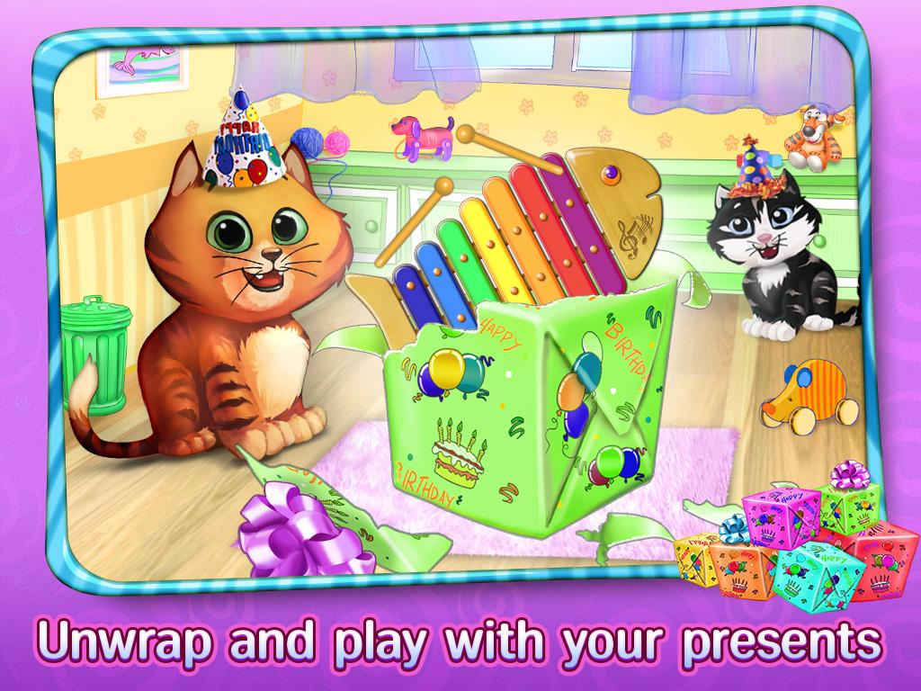 Kitty Cat Birthday Surprise - screenshot
