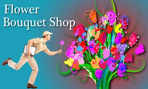 Flower Bouquet Shop Plus App - screenshot thumbnail