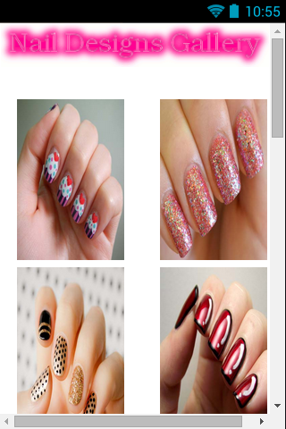 Nail Designs Gallery
