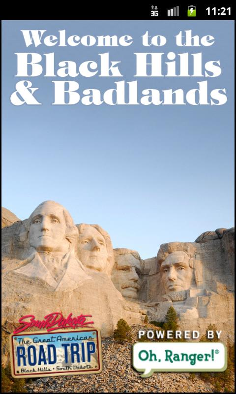 Black Hills & Badlands of SD- screenshot