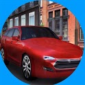 Street Racer Parking 3D icon