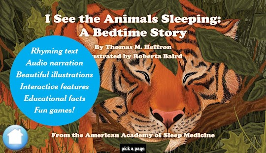 I See the Animals Sleeping - screenshot thumbnail